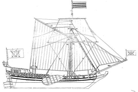 Demo-Sail Ship Plans Collection