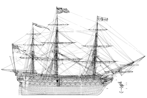 Demo-Sail Ship Plans Collection