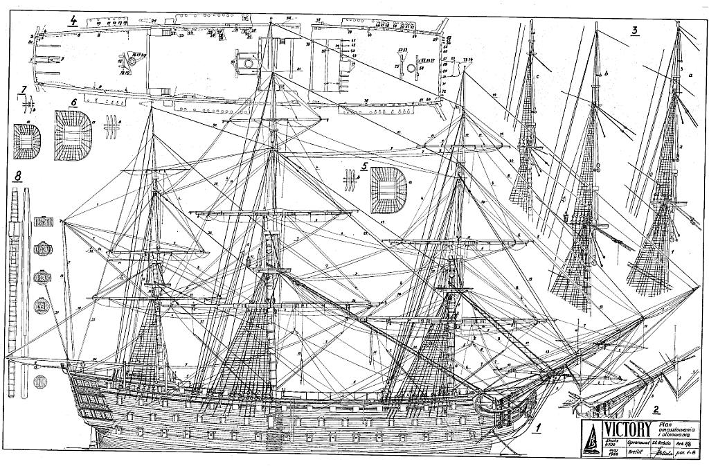 Demo Tall Ship Plans