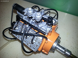 FLYER - marine  Ford flathead V8 engine 142.jpg