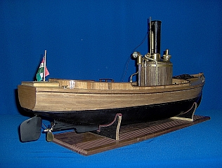 SYREN steamboat 10