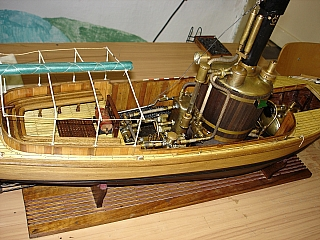 SYREN steamboat 12
