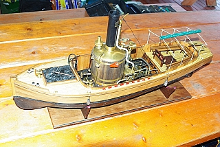 SYREN steamboat 17