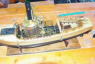 SYREN steamboat 18