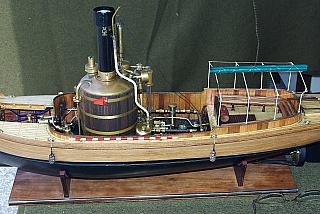 SYREN steamboat 20
