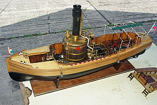 SYREN steamboat 24