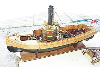 SYREN steamboat 28
