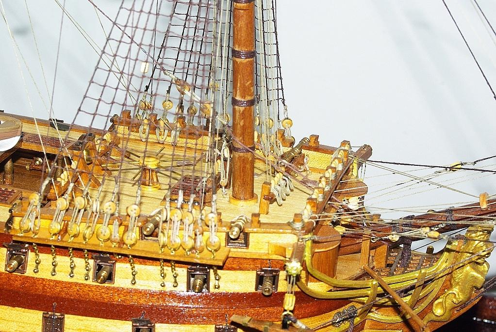 San Juan Nepomuceno Ship Of The Line Photo Gallery