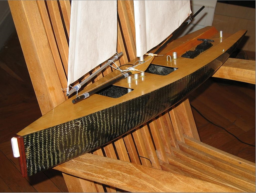 Free Plans: RC-Sail Ship
