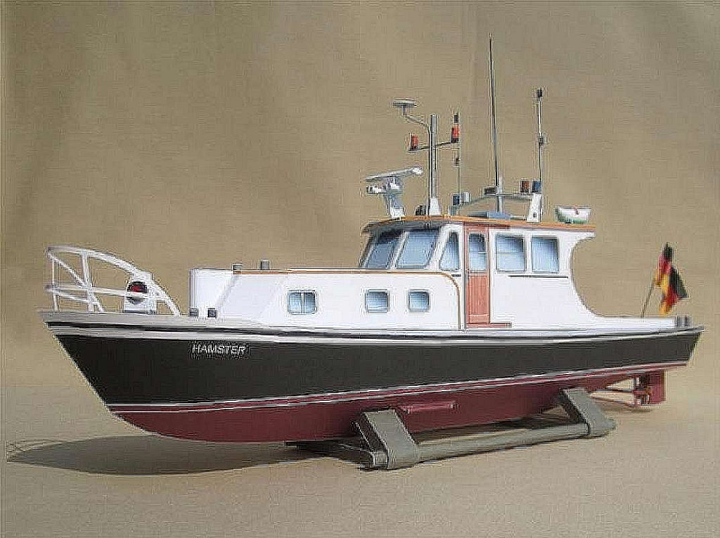 Plan Pilotboat Mb Mamster