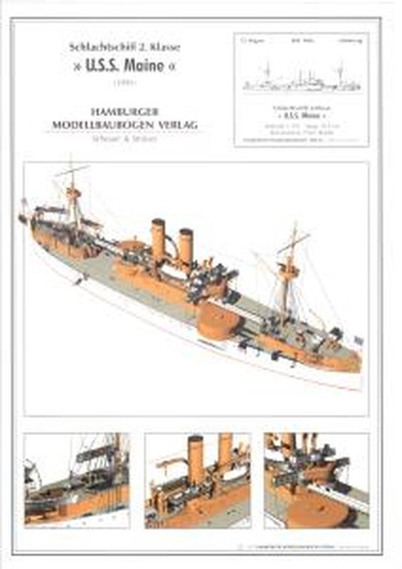 free plans paper power warships 5. Black Bedroom Furniture Sets. Home Design Ideas