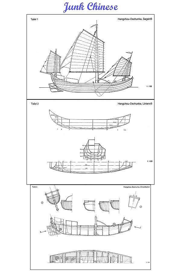 Free Plans: SMALL SHIPS & BOATS