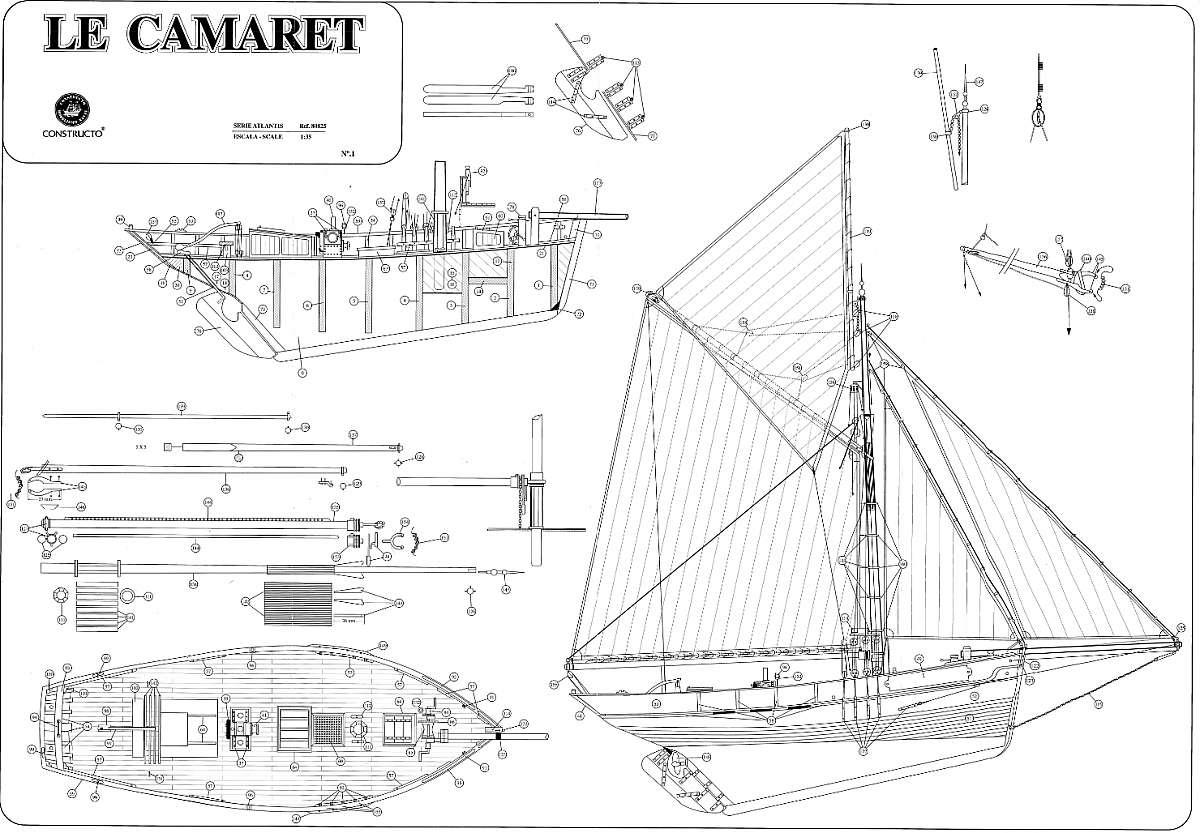 free plans  small ships  u0026 boats