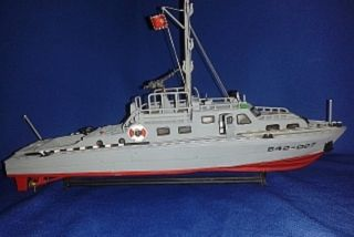 AN-2 minesweeper patrol boat