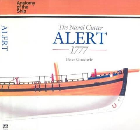 Shipmodell Naval Cutter 1777 Alert