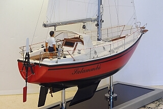 Salammbo 31 feet sailboat