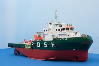 SALVIRILE Ocean Towing/ Salvage Tug 2005