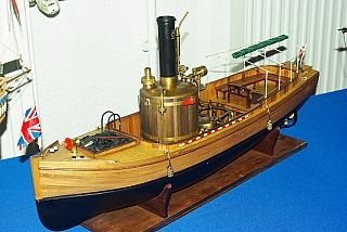 Syren steam boat